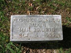 Florence Pauline <i>Shepherd</i> Walker