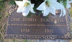 Odie Eudell <i>Warlick</i> Blackwell