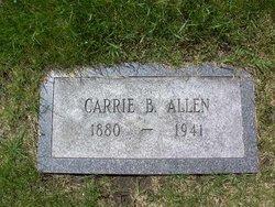 Carrie B. Allen