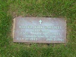 Walter Kirk Bartlett