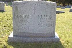 Margaret V <i>Herbert</i> Buckler