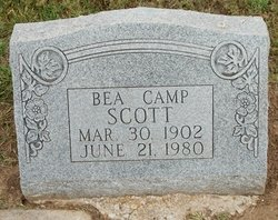 Bea <i>Camp</i> Scott