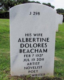 Albertine Dolores Beacham
