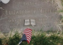 Harriet Elizabeth <i>Patton</i> Miller
