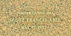Scott Francis Abel