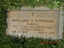 Rolland Stark Rol Downing