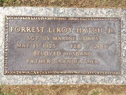 Forrest Leroy Roy Hatch, Jr