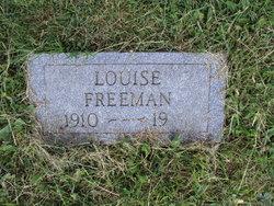 Mary Louise Freeman