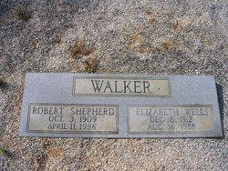 Elizabeth <i>Wells</i> Walker