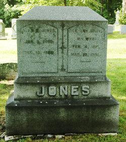 Oce Ann <i>Gray</i> Jones