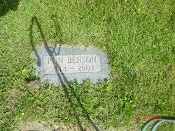 Ron Benson