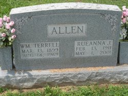 William Terrell Allen