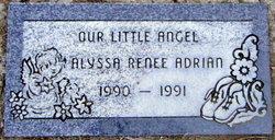 Alyssa Renee Adrian