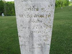 Pvt John Stickle Wadsworth