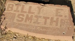 Billy E. Smith