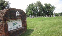 East Rhudes Creek Baptist Church Cemetery