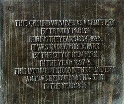 Saint John's Burying Ground