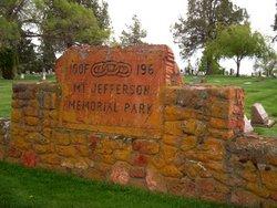 Mount Jefferson Memorial Park