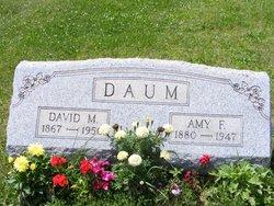 Amy F <i>Ashbaugh</i> Daum