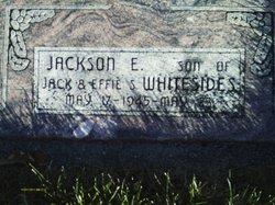 Jackson Edward Whitesides