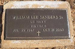 William Lee Sanders, Sr