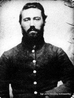 Sgt John Westley Armsworthy