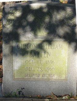 Gideon William Batten