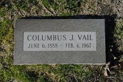 Columbus J Vail