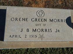 Orene L Orene Key <i>Green</i> Morris