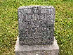 Cora Belle <i>Hibler</i> Gaines