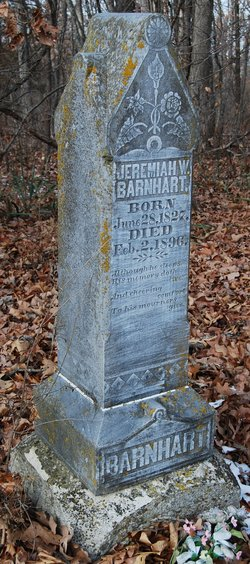 Jeremiah Williamson Barnhart