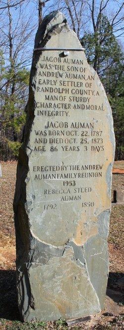 Rebecca <i>Steed</i> Auman