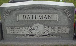 William Thomas Bateman