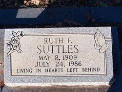 Ruth E. Suttles