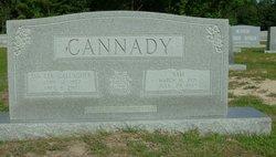 Eva Lee <i>Gallagher</i> Cannady
