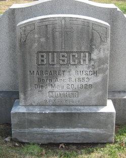 Margaret E <i>Brueggemann</i> Busch