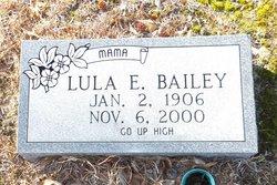 Lula <i>Edwards</i> Bailey