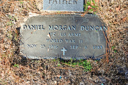 Daniel Morgan Duncan