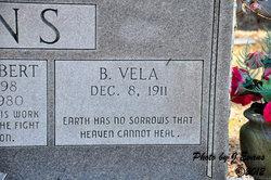 Bessie Velva <i>Blackman</i> Evans