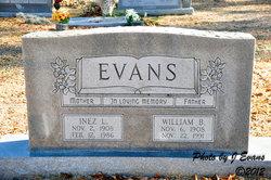 Inez <i>Long</i> Evans