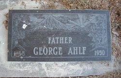 George Ahlf
