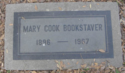 Mary Edna Mimi <i>Cook</i> Bookstaver