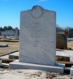 Lieut Burley Bedford Davis
