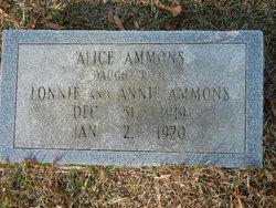 Alice Ammons
