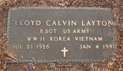 Lloyd Calvin Layton
