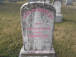 John W Roudabush
