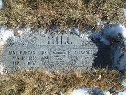 Jane Duncan <i>Park</i> Hill