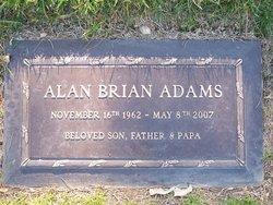 Alan Brian Adams