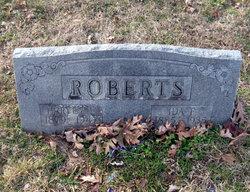 Ida Frances <i>Alcorn</i> Roberts