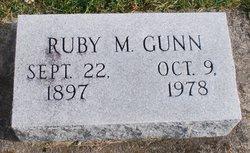 Ruby May <i>Lantz</i> Gunn